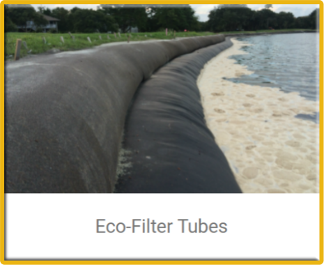 erosion restoration,eco filter tubes