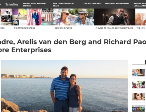 Meet Andre and Arelis van den Berg of Landshore Enterprises